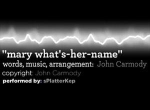 Original music by John Carmody of Washington, DC.