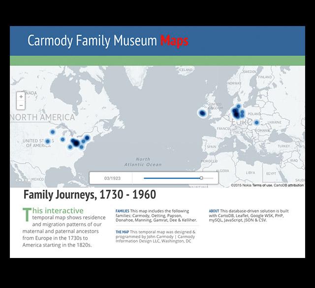Interactive temporal map family journeys 1730 1960 john carmody gumiabroncs Gallery