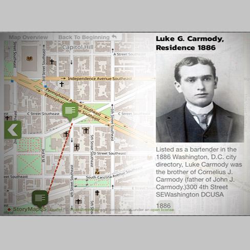 Interactive Family History: Genealogy Museum - John Carmody