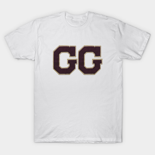 Know anyone with the initials or name GG? Gigi? Graham Greene? Great Gatsby? Glenn Gould? Gray Ghost? G. Gordon?